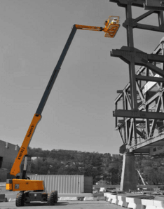 HT67 RTJ O Telescopic Boom Lift 1