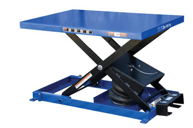 Heavy-Duty Air Bag Scissor Lift Tables