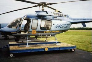 Heavy Duty Helicopter Dolly Handler