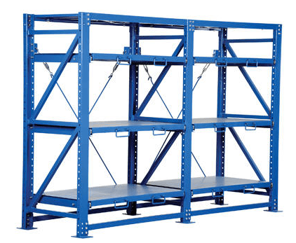 Heavy Duty Roll out Shelving 1