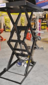 High Travel Double Pantograph Scissor Lift