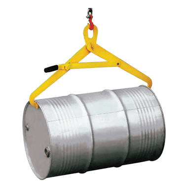 Horizontal Semi Automatic Drum Tong