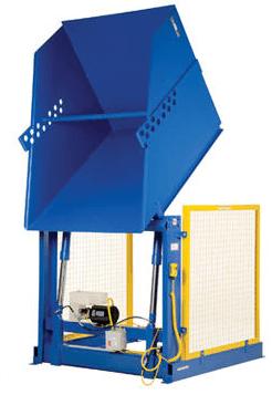 Hydraulic Box Dumper