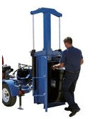 Hydraulic Drum Crusher Compactor