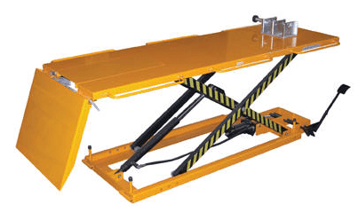 Hydraulic Motorcycle Lift