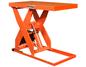 Improving Efficiency With Lift Tables