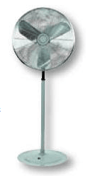 Industrial Duty Circulator Fan