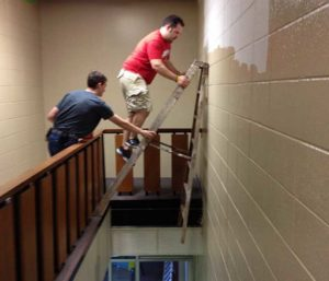 Industrial Ladder Safety (Custom Stairways) do not do!