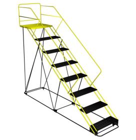 Industrial Ladders 2