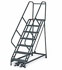 Industrial Rolling Ladders – Square