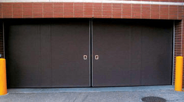 Industrial Sliding Doors