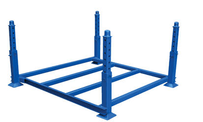 Internestable Portable Stackable Rack System