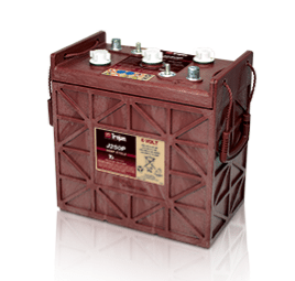 J250P 6V Deep Cycle Battery