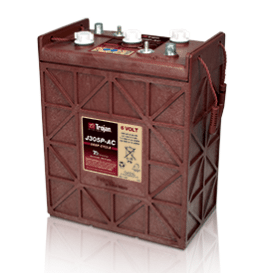 J305P-AC 6V Deep Cycle Battery