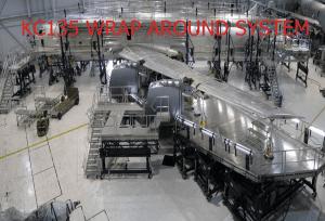 KC135 Aircraft Maintenance Platform Full Docking System
