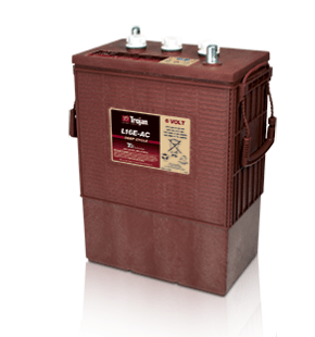 L16E-AC 6V Deep Cycle Battery