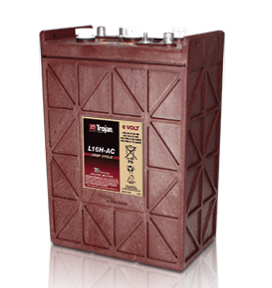 L16H-AC 6V Deep Cycle Battery