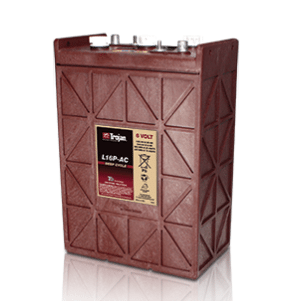 L16P-AC 6V Deep Cycle Battery