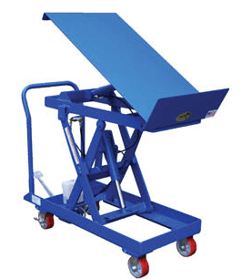 Lift & Tilt Carts with Sequence Select