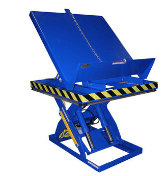 Lift & Tilt Scissor Tables
