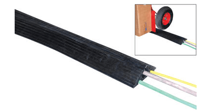 Long Extruded Rubber Cable Protectors