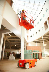 M1230E Electric Scissor Lift