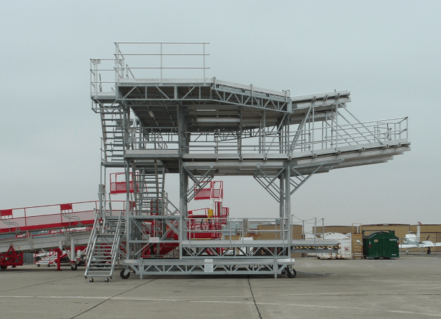 MD80 Cantilever Tail Dock