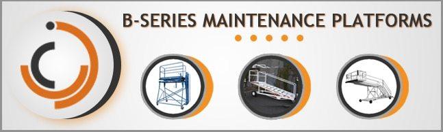 B-Series Maintenance Platforms