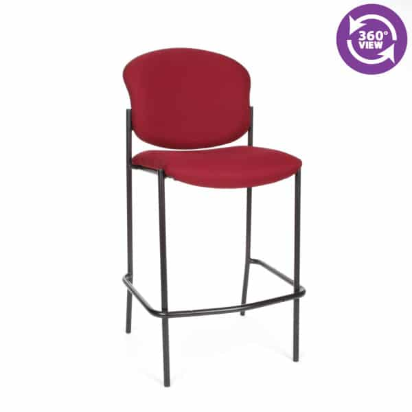 Manor Series Cafe Height Chair