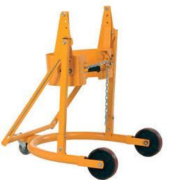 Manual Drum Carrier Rotator