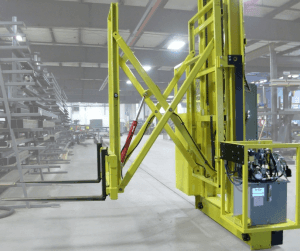 Material Handler-Track Guided 3-Axis