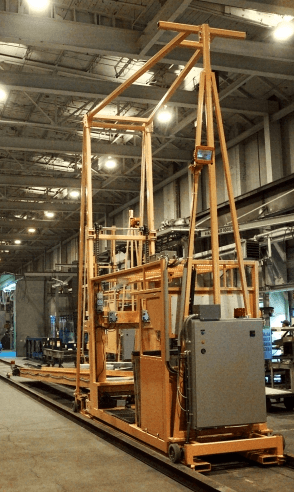 Material Handling & Material Picking Lifts