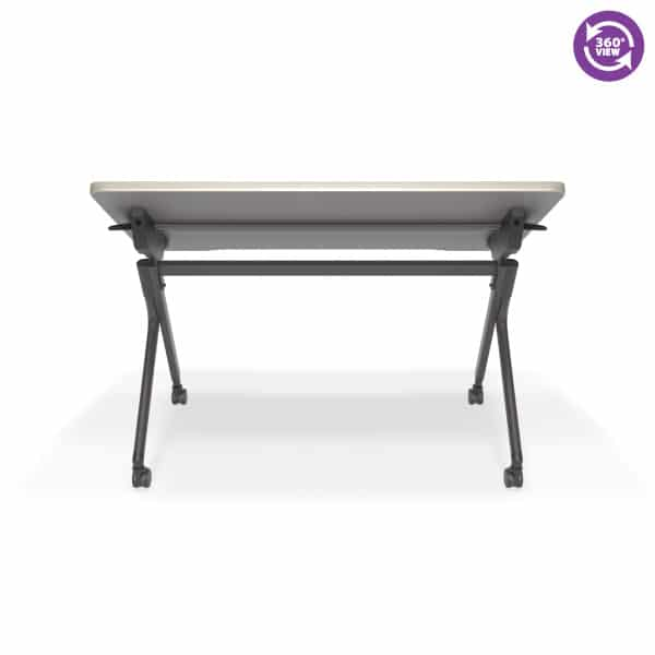 Mesa Series Nesting Training TableDesk 23.50 BY 47.25