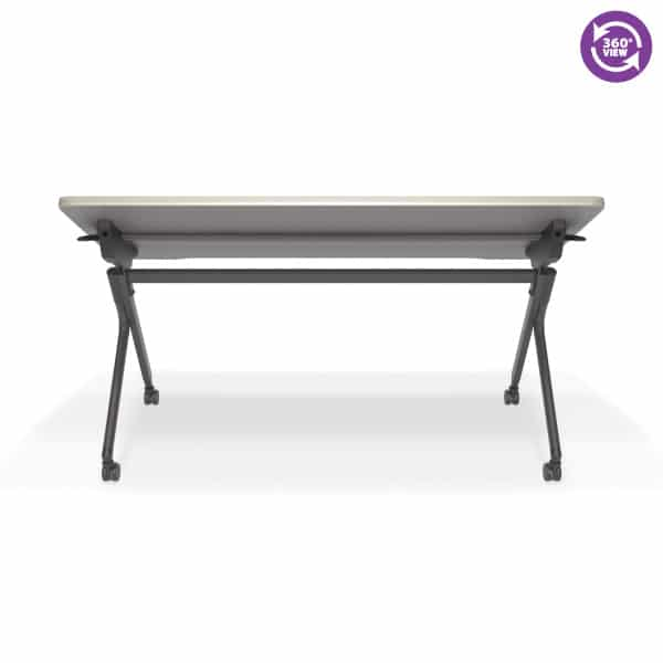 Mesa Series Nesting Training TableDesk 23.50 by 59