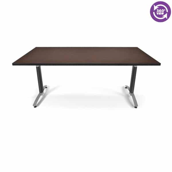 Mesh Base Conference Table