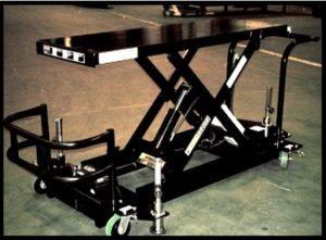 Mobile Scissor Lift Table