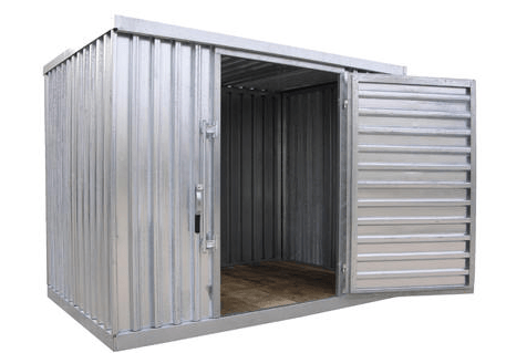 Modular Storage Buildings 1