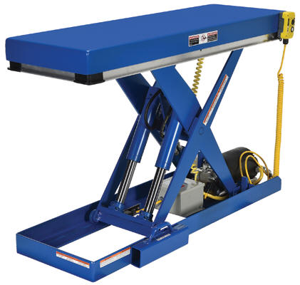 Narrow Scissor Lift Tables