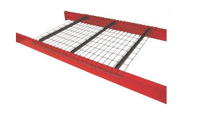 PALLET RACK WIRE DECKING 1