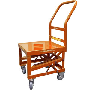 5-Gallon Paint Cart Hand Truck