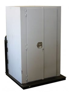 Pallet Box Cylinder Cabinet