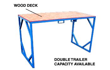 Pallet Cargo Decking