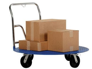 Pallet Cart & Carousel