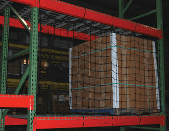 Pallet Rack Back Guard 2