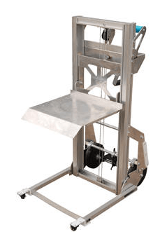 Portable Aluminum Load Lifter