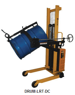 Portable Drum LifterRotatorTransporter