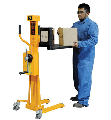 Portable Hand Winch Lifter