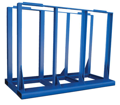 Portable Stackable Vertical Sheet Rack