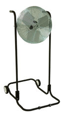 Portable Work Station Fan