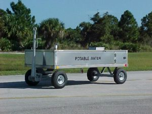 Potable Water Service Cart
